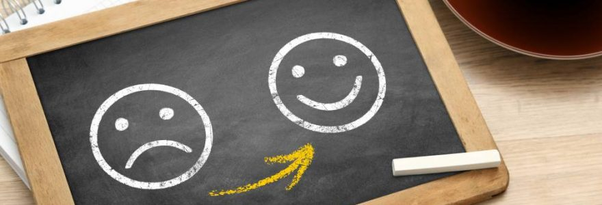 Getting a smile for your customer service