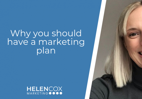 Why you should have a marketing plan