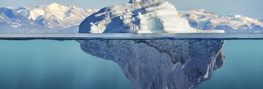 Homepages- the tip of the iceberg for law and accountancy firm