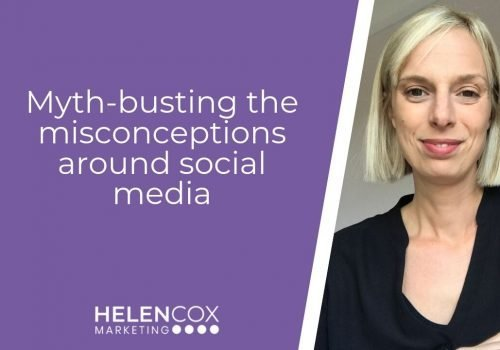 Myth-busting the misconceptions around social media