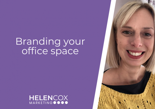 Branding your office space