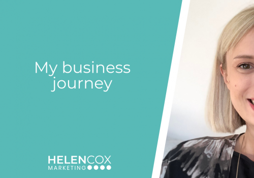 My business journey