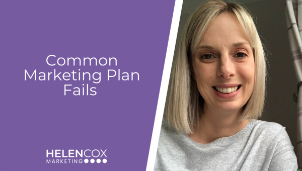 Common Marketing Plan Fails