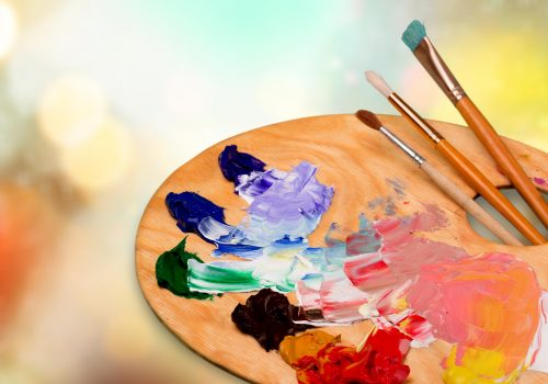 Painting a brand story picture