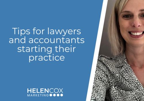 lawyers and accountants