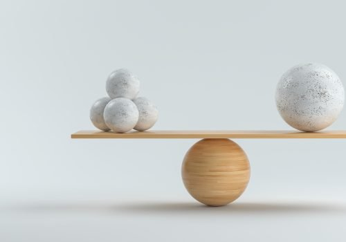 The Balancing Act of B2B Content