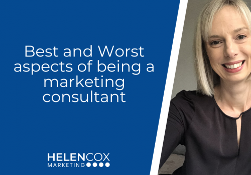 Best and Worst aspects of being a marketing consultant