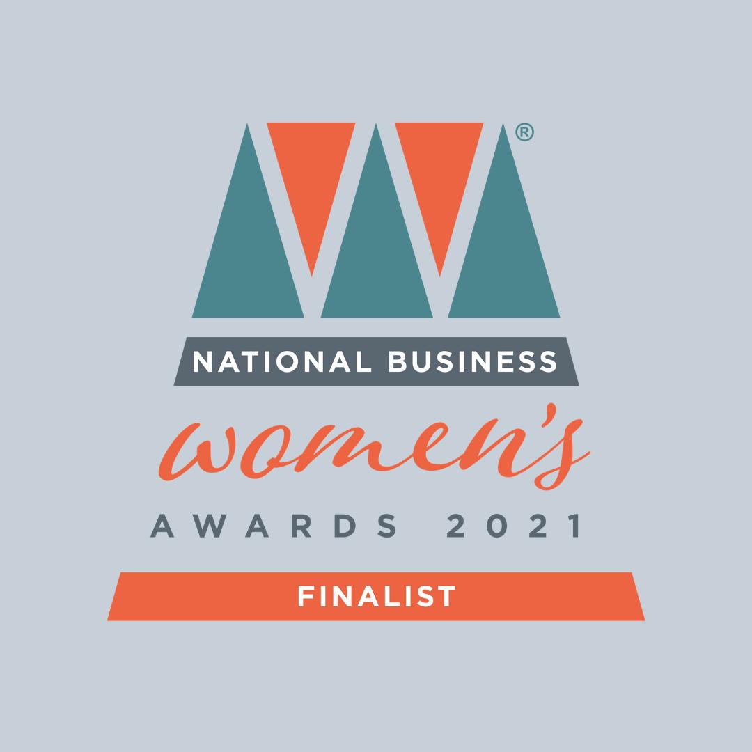 National Business Women's Award - Finalist Helen Cox Marketing Consultant London and Kent